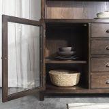 Büro-Möbel-Buch-Regal-Speicher-Schränke (GSP20-010)