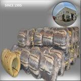 Alambre de acero con poco carbono