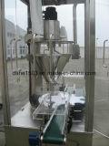 Tipo rotatorio automático máquina de rellenar medidora de las latas del polvo