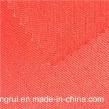 Hellgelber Wasser-Beweis gesponnenes Gewebe-Arbeits-Abnützung-flammhemmendes Baumwollgewebe