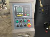 Гидровлическое машинное оборудование стальной плиты углерода Wc67y-125X3200 складывая