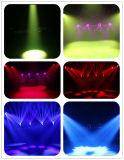 Licht van het Stadium van het PARI RGBW LEDs van het LEIDENE PARI van Beeye het Lichte