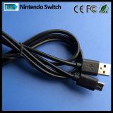 USB a di 1.2m 2m 3m per digitare il cavo di carico di C per l'interruttore della Nintendo