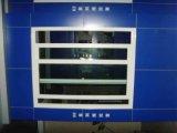 Profili sani ed impermeabili di Aluminum/PVC per il telaio di Windows della plastica di 80mm