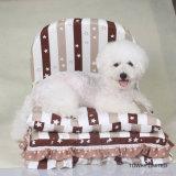 Base real do cão do algodão da esponja dos produtos do animal de estimação da qualidade com Matts