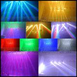 15 يدور أعين [3إكس5] لانهائيّة [لد] عنكبوت حزمة موجية ضوء متحرّكة رئيسيّة