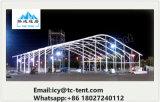 Grande barraca da curva com a alta qualidade para povos exteriores da venda 500 da barraca