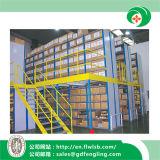 Plataforma personalizada de alta calidad de múltiples niveles para Depósito de almacenamiento