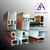 Material de aluminio de la pared de cortina con alta calidad