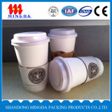 Одностеночные бумажные стаканчики для горячих пить