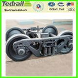 Fünf Typen Tedrail Rahmen-Befestigen Blockwagen