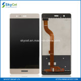 Teléfono móvil original LCD para la pantalla de Huawei P9 LCD