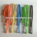Fábrica de las ataduras de cables del silicón