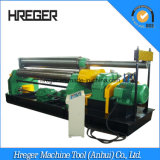 Máquina de buena calidad W11S hidráulico que arrolla del balanceo