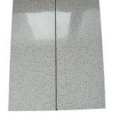 Tuile minérale de fibre fissurée par amende (certificat de la CE)