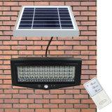 Luz solar de pared de Electronice del acero inoxidable del precio barato al aire libre solar de la lámpara