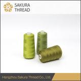 Amorçage de couture de polyester de Sakura 402/602