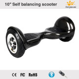 "Multicolor Inflatable Wheels 10 ""Equilíbrio Scooter Self Balancing Scooter elétrico"