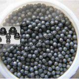 Bolas del carburo de tungsteno en espacio en blanco
