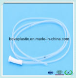 125cm или подгонянный мягкий живот PVC подавая медицинский катетер