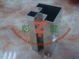 304, migliore tubo scanalato dell'acciaio inossidabile di qualità 316