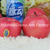 Une nouvelle technologie Poly long FUJI Fruit artificiel