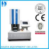 Équipement d'essai électronique de compactage de papier cartonné