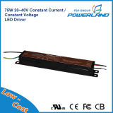 Excitador constante interno aprovado do diodo emissor de luz da corrente do UL 75W 1.8A 20~40V