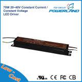 Excitador atual do UL 75W 1.8A/constante constante aprovado do diodo emissor de luz da tensão