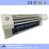 Het Strijken van de Wasserij van vier Rollen Volautomatische Industriële Machine