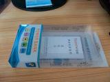 Boîte en plastique faite sur commande d'impression offset UV pour la caisse d'emballage de cadeau (cadre de PVC)