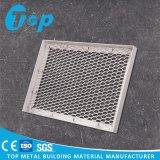 Perforiertes Metalldraht-Ineinander greifen-Blatt für Decken-Dekoration