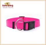 Collar de perro de nylon durable de la calidad para los animales domésticos pequeños/medios/grandes (KC0089)