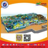 Спортивная площадка горячего оборудования парка Amusemnet детей сбывания крытая