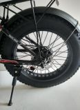 20 뚱뚱한 전기 자전거 폴딩을 접히는 인치에 의하여 숨겨지는 건전지