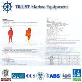 Type lourd tenue de protection chimique de SOLAS Rfh-02