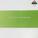 Webbing do nylon do verde de cal de 32mm
