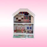 Дом куклы малышей с миниой мебелью F0375