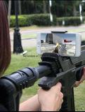 La pistola plástica Bluetooth AR del Shooting del regulador virtual del juego hace fuego sobre