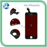 iPhone 5cのタッチ画面のための卸売の携帯電話LCD