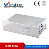 600W 12V LED Stromversorgung mit Cer RoHS Wechselstrom-110-220V