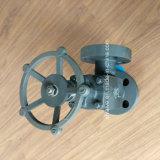 ANSI Gesmede Klep van de Bol van de Flens van het Type van Hoek van het Koolstofstaal A105
