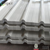 Gewölbtes vorgestrichene Stahlmetalldach-Blatt