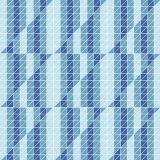 Disegno geometrico delle mattonelle di mosaico del triangolo per la decorazione di Backsplash della piscina