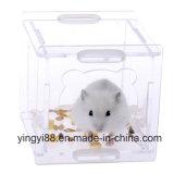 El conejo de acrílico de la calidad estupenda enjaula el fabricante de Shenzhen