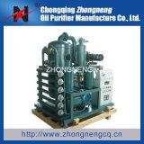 Máquina inútil de la filtración del aceite aislador de la deshidratación del petróleo del transformador