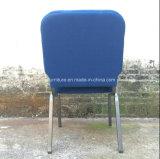 柔らかいファブリックおよび強いスタック可能金属教会椅子(JC-JT51)