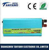 逆の極性の保護の交流電力インバーターへの1500W DC