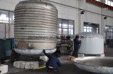 De Tank van het roestvrij staal met Rol