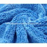 Promotie Huis/Hotel/Haar van het Fluweel van het Koraal van de Kleur van de Salon van de Schoonheid het Zuiver/Hand/Gezicht/Schoonmakende Handdoeken